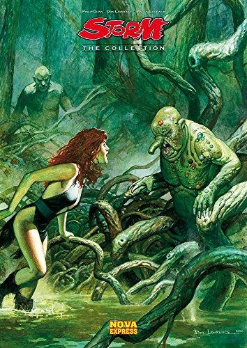 Il popolo delle pianure-L'inferno verde. Storm: 2