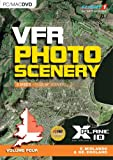 VFR Photo Scenery for X-Plane 10 Volume 4 (PC/Mac DVD)