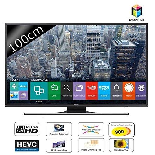 Samsung UE40JU6400, chollo televisión 4K barata, comprar televisión 4K barata