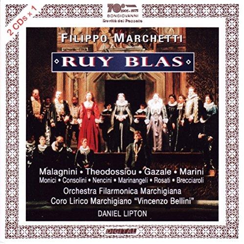 CD : MARCHETTI / THEODOSSIOU / ORCHESTRA FILARMONICA - Ruy Blas (2 Discos)