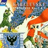Symphonies 1 & 2 / Spring / Overture Pathetique