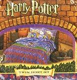 """Harry Potter Twin Sheet Set """"Cloak of Dreams"""" 2000"""