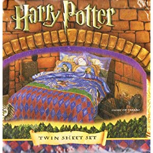 Harry Potter Twin Sheet Set