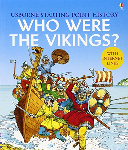 Image for Who Were the Vikings? (Starting Point History) (Usborne Starting Point History)