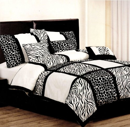 Leopard Bedding Twin front-1046672