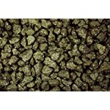"""Fantasia Materials: 1 lb Small Pyrite """"A"""" Grade Rough - 1/2"""" Average Pcs - (Select 1 to 18 lbs) - Raw Natural Fools Gold Crystals for Cabbing, Cutting, Lapidary, Tumbling, Polishing, Wire Wrapping, Wicca and Reiki Crystal Healing *Wholesale Lot*"""