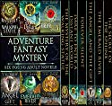 Adventure, Fantasy and Mystery (Six Book Boxed Set) Audiobook by J.K. Drew, J.R. Rain Narrated by Scot Wilcox