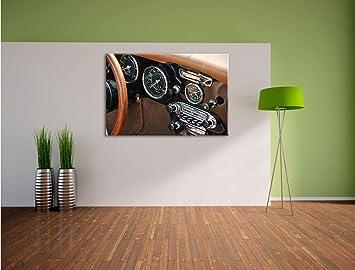 peinture vintage sur n toile toile norme xxl photos compl tement encadr e avec civi re. Black Bedroom Furniture Sets. Home Design Ideas