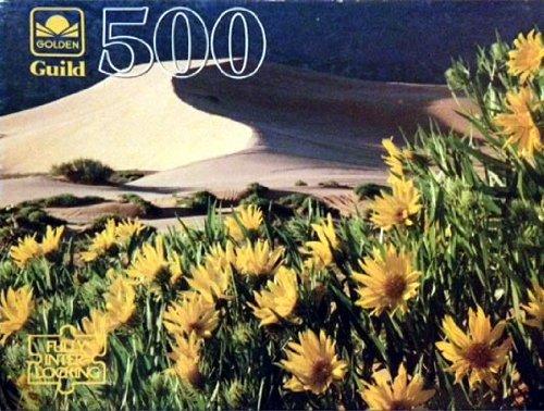 Sand Dunes 500 Piece Jigaw Puzzle Golden Guild