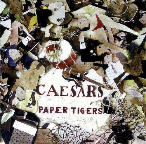 The Caesars - Paper Tigers [Bonus Track] [Japan] - Zortam Music