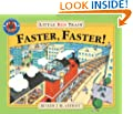 Little Red Train: Faster, Faster (Adventures of the Little Red Train)