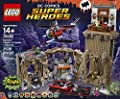Lego Super Heroes Batman Classic Tv Series - Batcave Building Kit 2526 Piece from LEGO