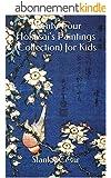Twenty-Four Hokusai's Paintings (Collection) for Kids (English Edition)