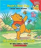 Poohs Best Day / El mejor dia de Pooh (Disney Bil) (Spanish Edition)