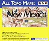 iGage All Topo Maps New Mexico Map CD-ROM (Windows)
