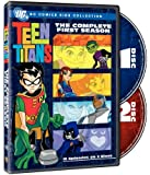 Teen Titans - The Complete First Season (DC Comics Kids Collection)