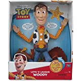 Disney Toy Story Lots O\' Laughs Woody