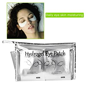 a851a7d24 110 Pairs Eyelash Extension Gel Patches Kit