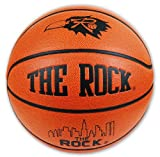 **OVER-RUN COMPOSITE WOMEN'S BASKETBALL SPECIAL**<br>Anaconda Sports&reg; The Rock&reg; Women's Composite Leather Basketball