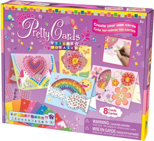 Sticky Mosaics Pretty Cards
