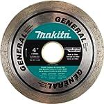 Makita A-95065 4-Inch Continuous Rim...
