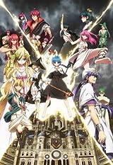 第2期「マギ The kingdom of magic」BD/DVD第5巻まで予約開始