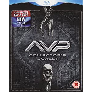 Avp 1 & 2 Double Pack Blu Ray [Blu-ray] [Import anglais]