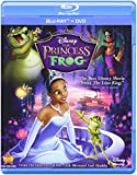 The Princess and the Frog (Blu-ray + DVD) (Bilingual)