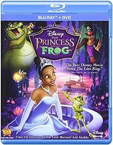The Princess and the Frog (Blu-ray + DVD)
