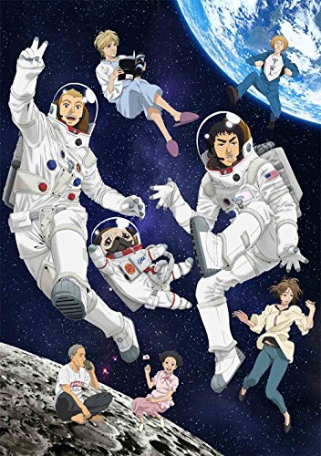 Animation - Space Brothers (Uchu Kyodai) Blu Ray Disc Box 2Nd Year 8 (3BDS+BOOKLET) [Japan LTD BD] ANZX-3879