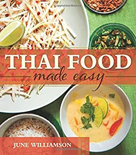 Book Cover: Thai Food Made Easy