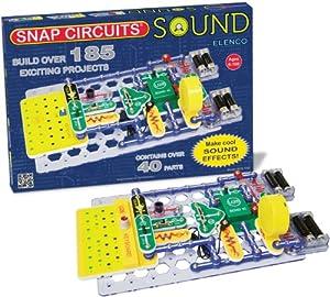 Elenco Snap Circuits Sound from Elenco Electronics Inc