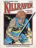 Killraven Warrior Of The Worlds Marvel Graphic Novel #7