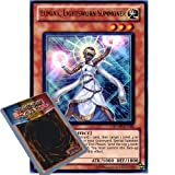 YuGiOh : RYMP-EN102 1st Ed Lumina, Lightsworn Summoner Ultra Rare Card - ( Ra Yellow Mega Pack Yu-Gi-Oh! Single Card )