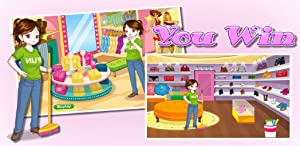 Cleaning Boutique(Crazy Washing & Kids Cleanup Game) by 薛振河