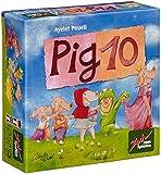 Noris Spiele 601129900 - Pig 10, Kartenspiel