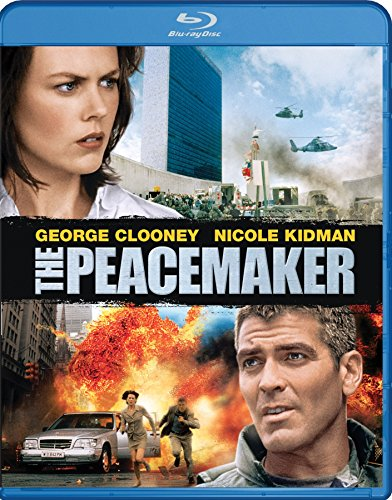 Blu-ray : The Peacemaker (Widescreen, AC-3, True-Hd)