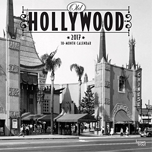 Old Hollywood Wall Calendar 2017 {jg} Best Holiday Gift Ideas - Great for mom, dad, sister, brother, grandparents, , grandchildren, grandma, gay, lgbtq. (Old Hollywood Table compare prices)