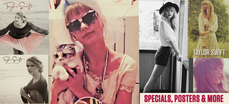Official Taylor Swift Store - Posters and Pics