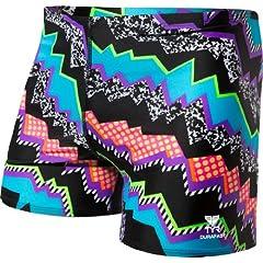 Buy TYR SPORT Mens Belding All Over Square Leg Swimsuit by TYR