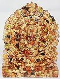 Odishabazaar Anaj Ganesha Idol- for Gift (4x3x1) Inch