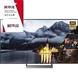 Sony XBR-55X900E 55-inch 4K HDR Ultra HD Smart LED TV (2017 Model) w/ 1 Month Netflix Subscription