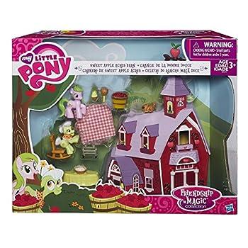 My Little Pony – Sweet Apple Bauernhof, inkl. Granny Smith und Crimson Gala als Geschenk