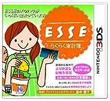 ESSE家計簿(2011年11月発売予定)