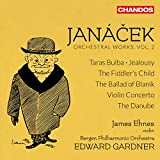 Janá?ek: Orchestral Works, Vol. 2