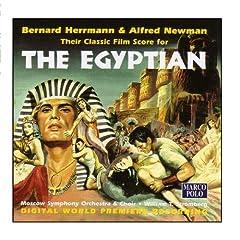 Herrmann/Newman;the Egyptian