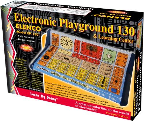 Elenco 130-in-1 电子娱乐场+学习中心图片