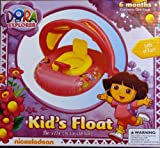 Dora the Explorer Baby Float, Ages 6mo and Up, Infant Float for Pool