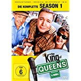 The King of Queens - Season 1 4 DVDs