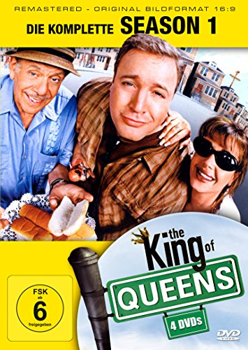 The King of Queens - Season 1 [4 DVDs]